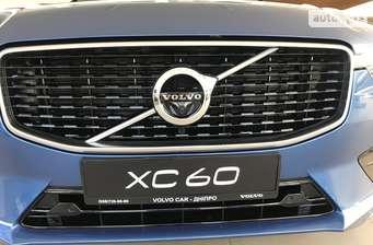 Volvo XC60 D4 2.0 8АT (190 л.с.) FWD R-Design 2018
