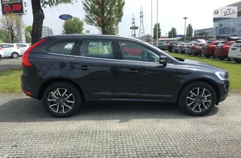 Volvo XC60 T6 2.0 AT (306 л.с.) AWD Luxury Edition 2017