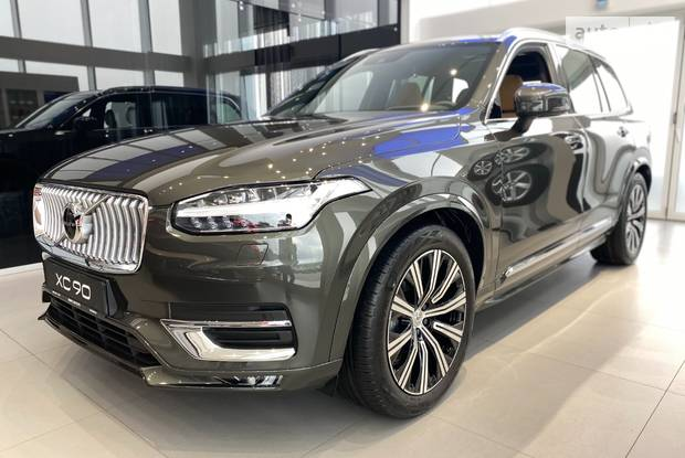 Volvo XC90 KERS Inscription