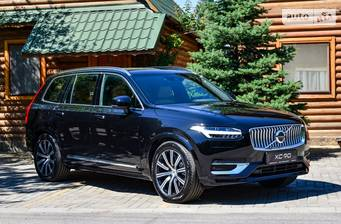Volvo XC90 B5 2.0 8AT (249 л.с.) AWD 2022