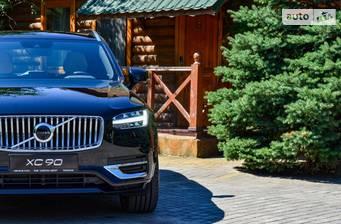 Volvo XC90 2022 Inscription