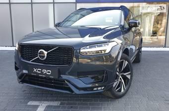 Volvo XC90 B5 Hybrid 2.0 8AT (250 л.с.) AWD 2021