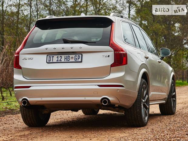 Volvo XC90 KERS Momentum