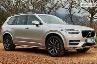 Volvo XC90 T6 2.0 8AT (320 л.с.) AWD VEP4 Kinetic 2018