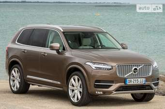 Volvo XC90 D4 2.0 8AT (190 л.с.) FWD 7s Inscription 2018