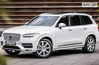 Volvo XC90 D5 2.0 8AT (235 л.с.) AWD Inscription 2018