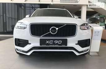 Volvo XC90 T8 2.0 AT (390 л.с.) Hybrid R-Design 2018