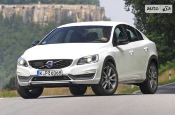 Volvo S60 Сross Country D4 2.0 AT (190 л.с.) 2018