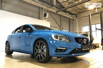 Volvo S60 T6 2.0 AT (367 л.с.) AWD 2018