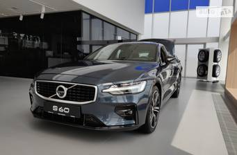Volvo S60 T5 2.0T AT (240 л.с.) 2019