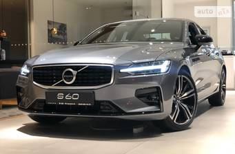 Volvo S60 T5 2.0 AT (254 л.с.) 2020
