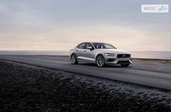 Volvo S60 T4 2.0 AT (190 л.с.) 2020