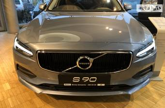 Volvo S90 T5 2.0 АТ (254 л.с.) 2018