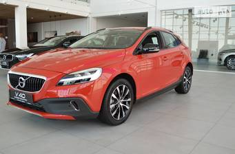 Volvo V40 Cross Country T3 1.5 АТ (152 л.с.) FWD 2019