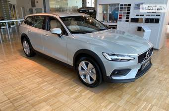Volvo V60 Cross Country T5 2.0 АT (254 л.с.) АWD 2020