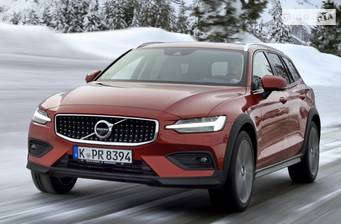 Volvo V60 Cross Country D4 2.0 АT (190 л.с.) АWD 2019