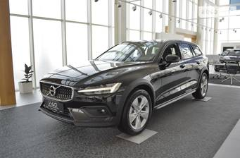 Volvo V60 Cross Country T5 2.0 АT (254 л.с.) АWD 2019