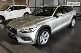 Volvo V60 Cross Country T5 2.0 АT (250 л.с.) АWD 2019