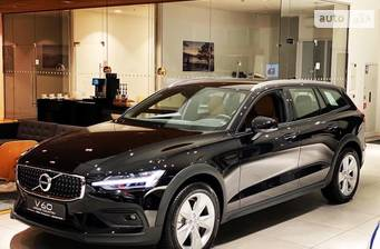 Volvo V60 Cross Country T5 2.0 АT (250 л.с.) АWD 2021