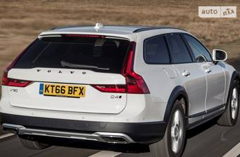 Volvo V90 Cross Country D5 2.0 АТ (235 л.с.) AWD 2018