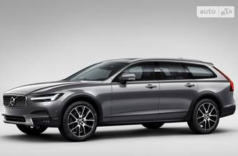 Volvo V90 Cross Country T5 2.0 АТ (254 л.с.) AWD 2018