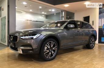 Volvo V90 Cross Country T6 2.0 АТ (320 л.с.) AWD 2019