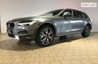 Volvo V90 Cross Country T5 2.0 АТ (250 л.с.) AWD 2019