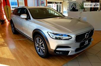 Volvo V90 Cross Country T5 2.0 АТ (254 л.с.) AWD 2019
