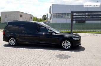 Volvo V90 D4 2.0D АТ (190 л.с.) 2020