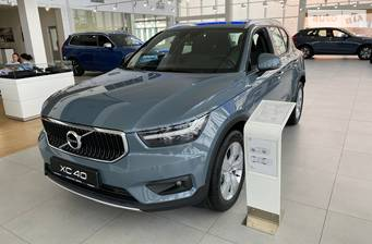 Volvo XC40 D3 2.0 AT (150 л.с.) 2020