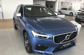 Volvo XC60 D4 2.0 АT (190 л.с.)  2018
