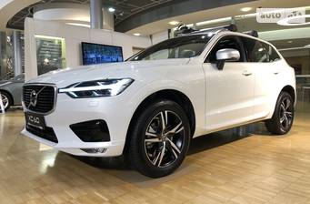 Volvo XC60 D4 2.0 8АT (190 л.с.) AWD 2019