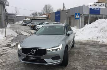 Volvo XC60 D4 2.0 8АT (190 л.с.) AWD 2018