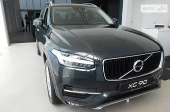 Volvo XC90 D5 2.0 8AT (235 л.с.) AWD 2017