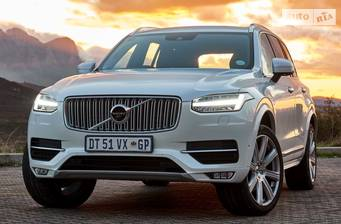 Volvo XC90 D5 2.0 AT (235 л.с.) 7s AWD 2019
