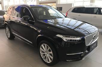 Volvo XC90 D4 2.0 8AT (235 л.с.) 2018