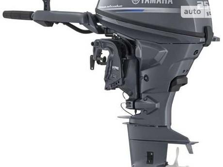 Yamaha 25 2021