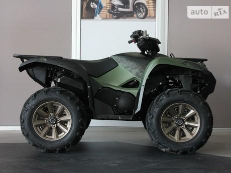 Yamaha Grizzly 2021