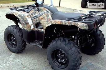 Yamaha Grizzly 2020