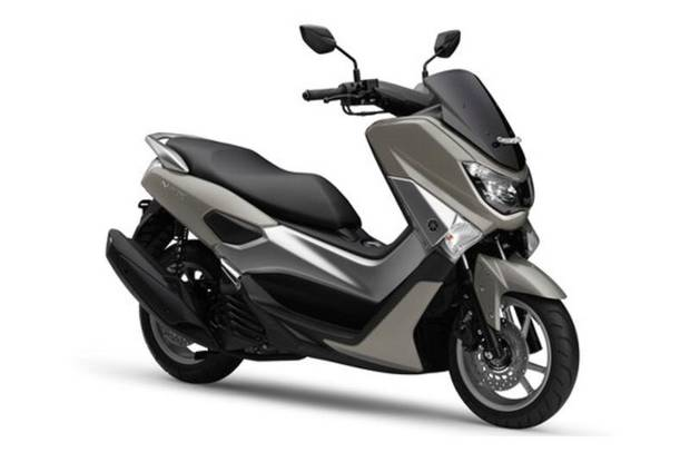 Yamaha NMax base