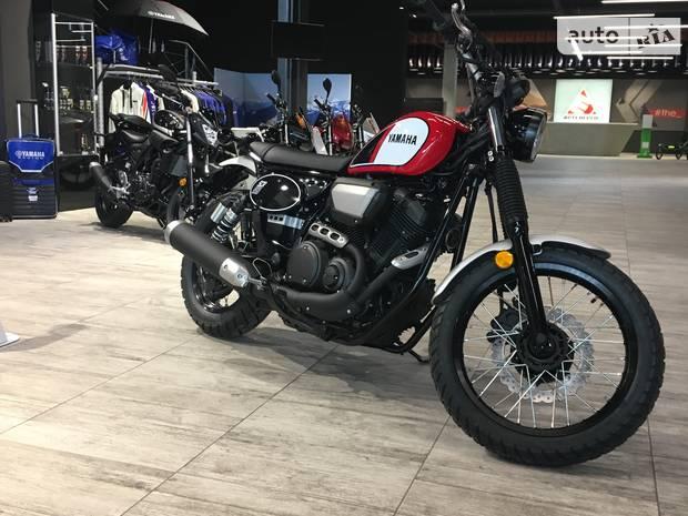Yamaha SCR
