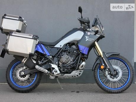 Yamaha Tenere 2021