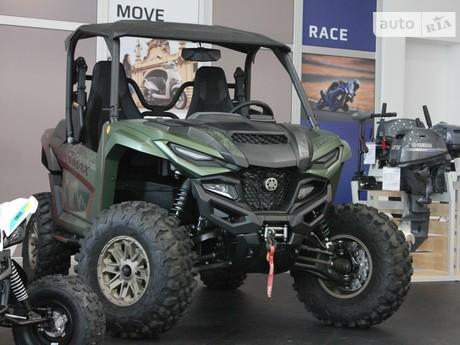 Yamaha Wolverine 2021
