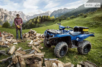 Yamaha Grizzly 700 SE 2016
