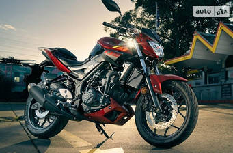 Yamaha MT 2018