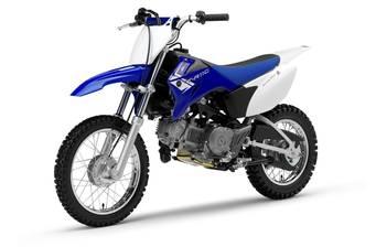 Yamaha TT-R 110E 2018
