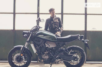 Yamaha XSR 2020