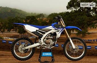 Yamaha YZ 2020