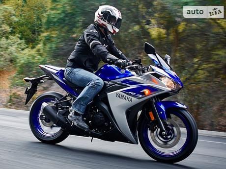 Yamaha YZF 2019