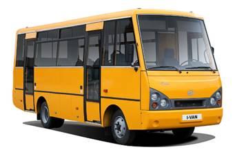 ЗАЗ A07А I-VAN 2020